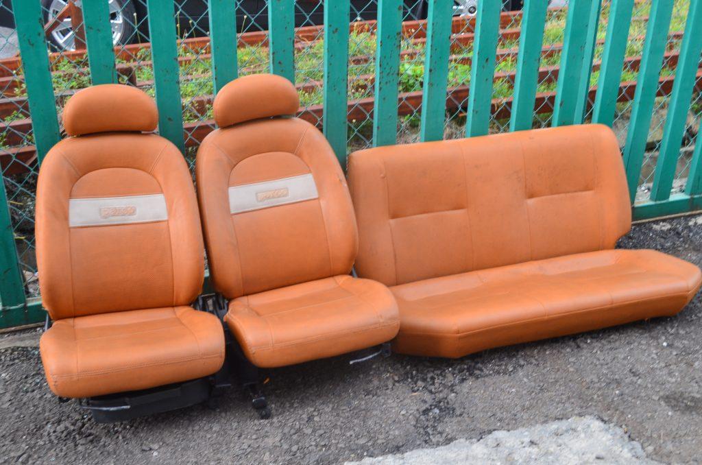 L5 seat leather parco kancil l2 l2s japan