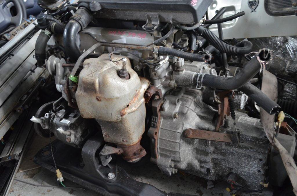 Engine Jb Jbdet L9 L7 L5 L2 660 Turbo Lantai Japan