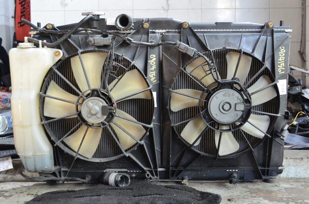 2005 Honda Goldwing Gl1800 Cooling Fan Schematic Diagram