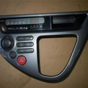 Toyota Wish AC Climate Control Unit Pewter